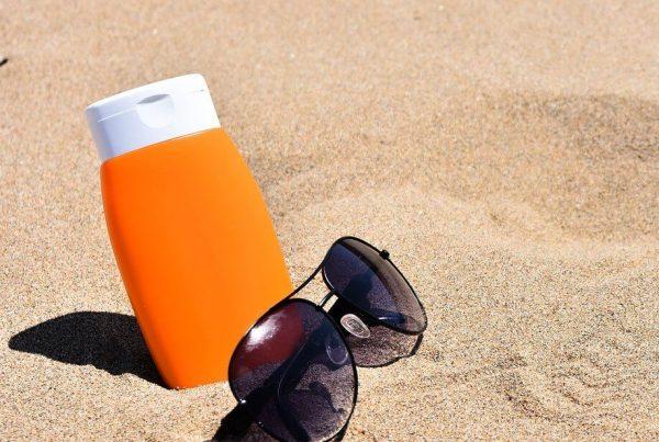 Medir el factor de protección de las cremas solares