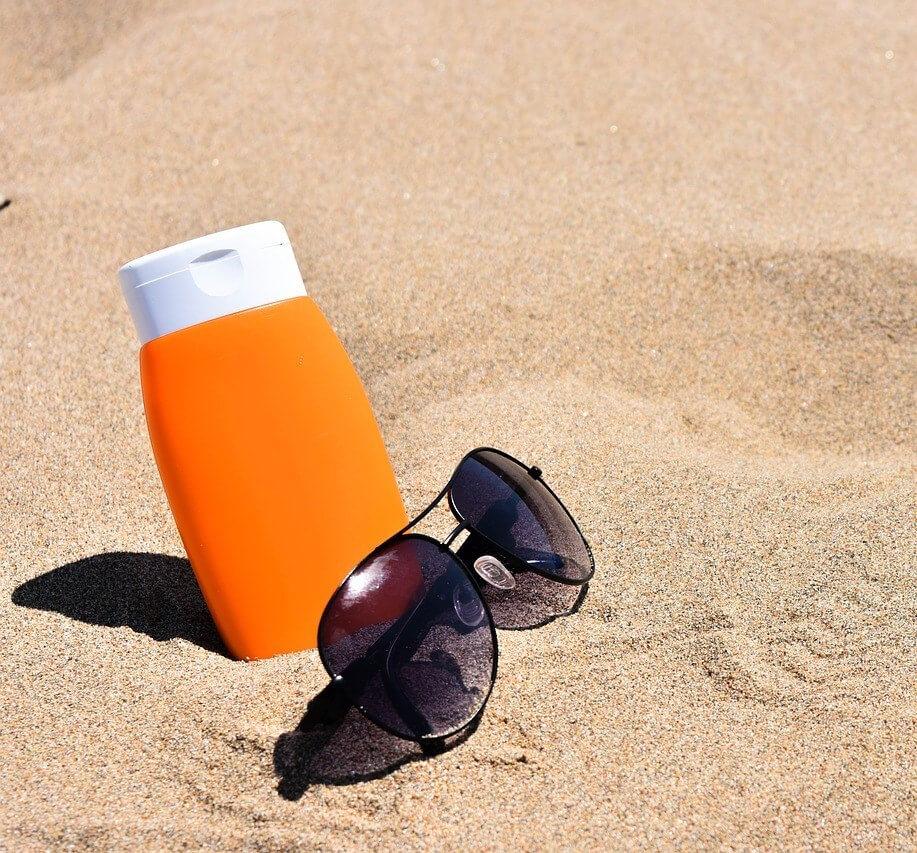 La medida del factor de protección en cremas solares