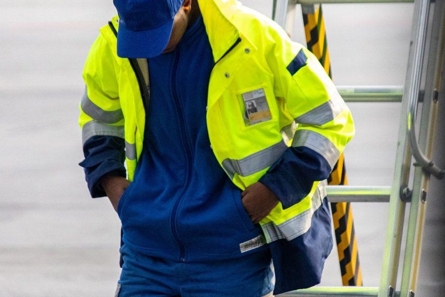 Ropa de protección de alta visibilidad